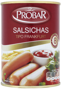 Probar Sausages style Hot Dog (102655)