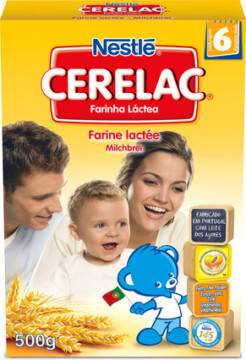 Nestlé Cerelac – baby porridge of cereals (102664)