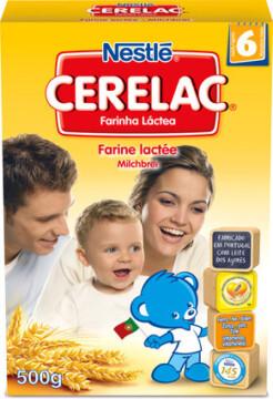 Nestlé Cerelac – Baby Getreidebrei (102664)
