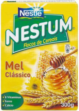 Nestlé Nestum- baby cereals with honey (102665)