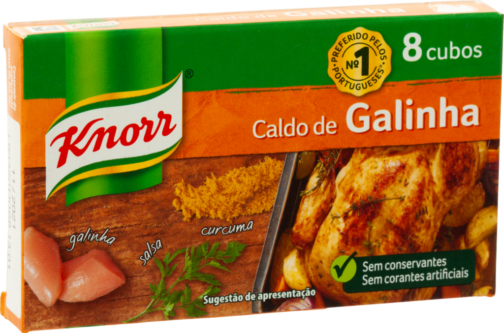 Knorr Broth of chicken (102695)