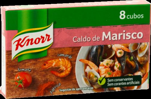 Knorr Broth of seafood (102696)