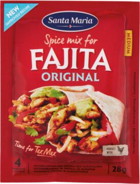 Santa Maria Fajita mix – seasoning (102725)