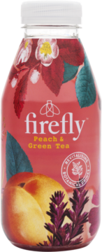firefly Peach & Green Tea (102738)