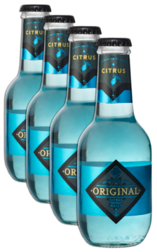 Original Premium Tonic Water Citrus (102811)