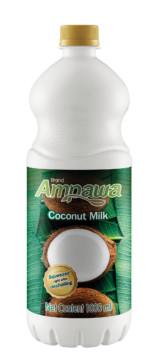 Ampawa Coconut Milk – Kokosnussmilch PET (103158)