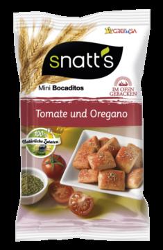 Snatt's Brotsnack – Tomate & Oregano-V (103175)