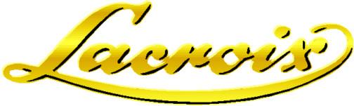 Lacrois Suppe&Sauce Logo