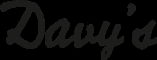Davy's Logo