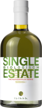 Iliada SINGLE ESTATE BIO Olivenöl Extra Vergine (110044)