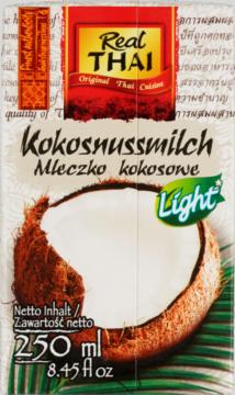Real Thai Kokosnussmilch light (110117)