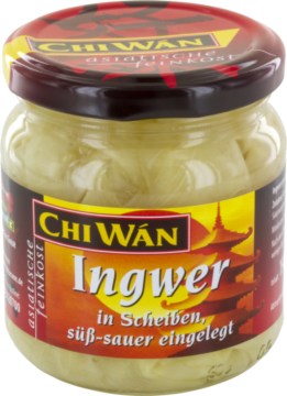 Chi Wan Pickled ginger in slices (110118)
