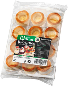 Confiletas Mini vol-au-vent (110128)