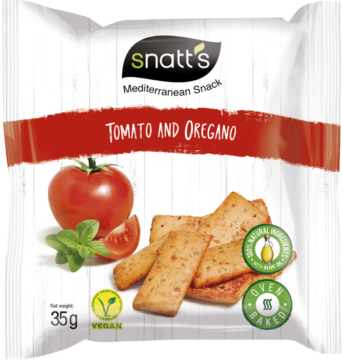 Snatt's Snack –  tomato and oregano – mini (110270)