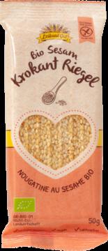 Leib und Gut Sesame brittle ORGANIC (110308)