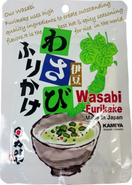 Kameya Seasoning Mix Wasabi Furikake (110372)
