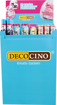 Decocino Tray Backzutaten – 39 Stk (110386)
