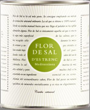 Flor de Sal d'Es Trenc Organic Flor de Sal mediterranean (110417)