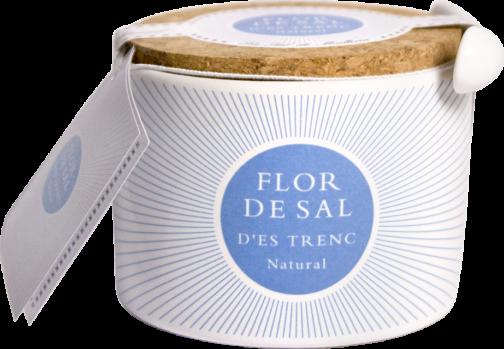 Flor de Sal d'Es Trenc Flor de Sal nature, pot (110418)