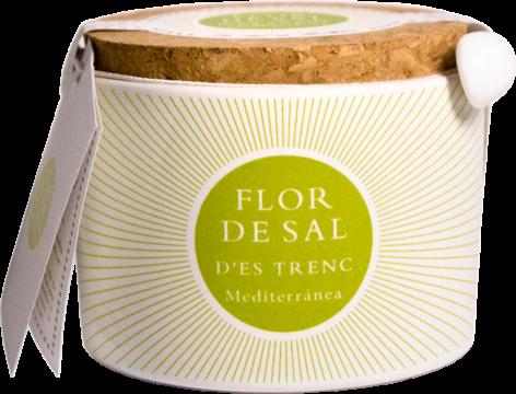 Flor de Sal d'Es Trenc Bio flor de Sal méditerrané, pot (110419)