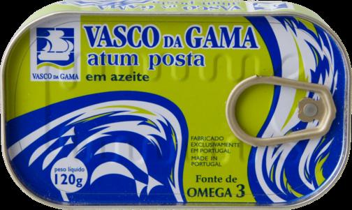 Vasco da Gama Atum em azeite – Tuna in olive oil (110447)