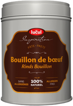 Lucul Inspiration beef stock paste (110455)