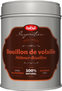 Lucul Inspiration poultry stock paste (110456)