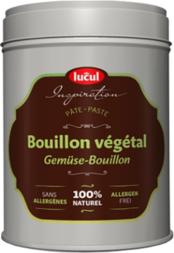 Lucul Inspiration vegetable stock paste (110457)
