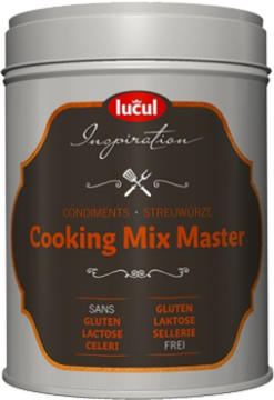 Lucul Cooking Mix Master – condiment (110458)
