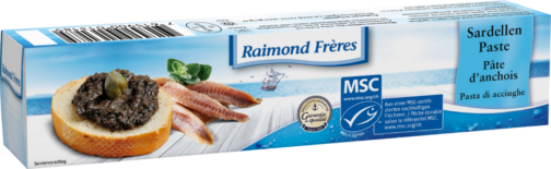 Raimond Frères MSC anchovy paste (110485)