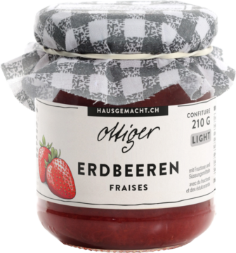 Ottiger Jam strawberry light (110551)