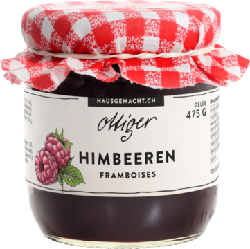 Ottiger Jam raspberry (110555)