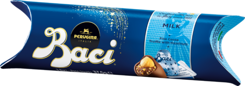 Baci Perugina Tube 3 pieces – milk chocolate (110678)
