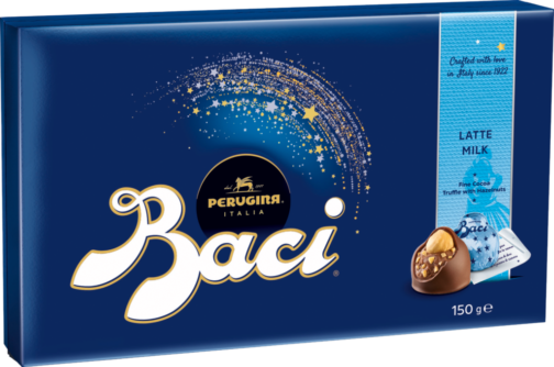 Baci Perugina Box 12 pieces – milk chocolate (110709)