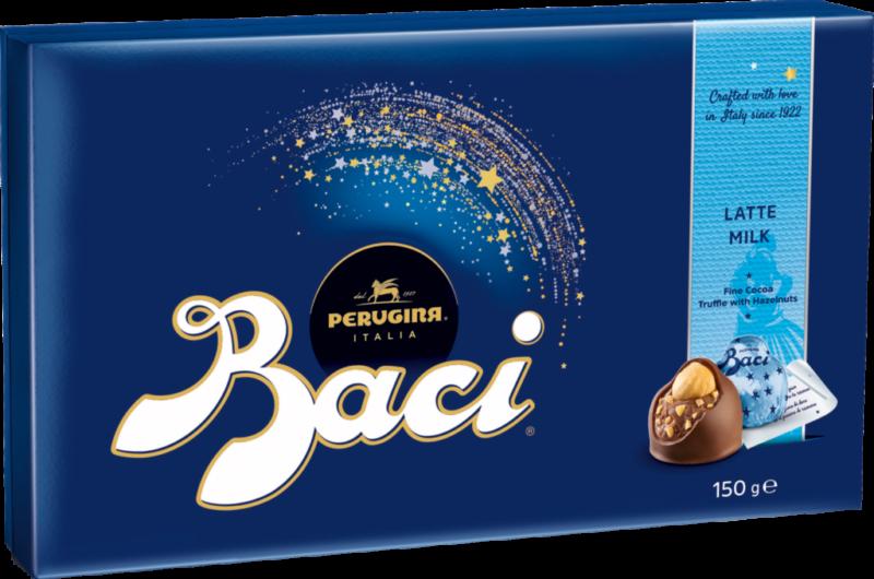 Baci Perugina Box 12 pieces – milk chocolate (110709)