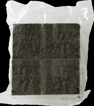 Ozeki Roasted seaweed (Yaki Nori) half cut 200 sheets (110731)