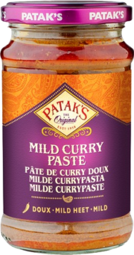 Patak's Curry Paste mild (110740)