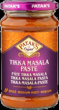 Patak's Tikka Masala paste (110742)