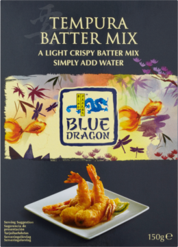 Blue Dragon Tempura batter mix (110760)