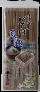 Marukatsu Takade Buckwheat soba noodles, handmade (110843)