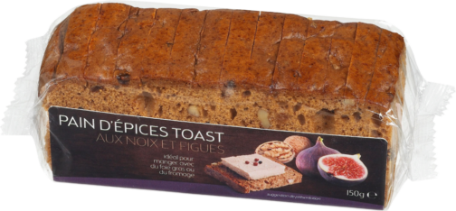Vondelmolen Spice bread fig/nut (110844)