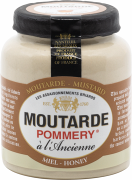 Pommery Honey Mustard (110852)