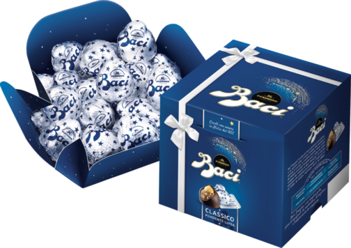 Baci Perugina Cube 27 pieces – dark chocolate (110870)