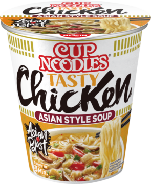 Nissin CUP NOODLES Chicken Tasty (110889)