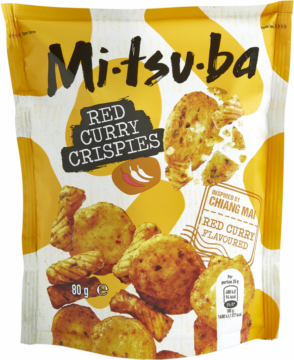 Mitsuba Red Curry Crispies (110906)