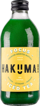 Hakuma Focus – Premium iced tea (green tea) (110928)
