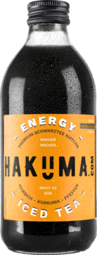 Hakuma Energy – Premium iced tea (black tea) (110930)