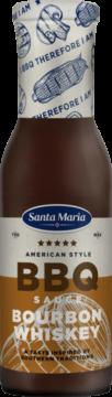 Santa Maria BBQ Sauce Bourbon Whiskey (110985)