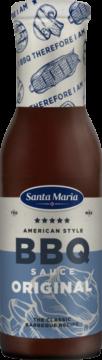 Santa Maria BBQ Sauce Original (110986)