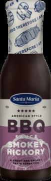 Santa Maria BBQ Sauce Smoky Hickory (110988)